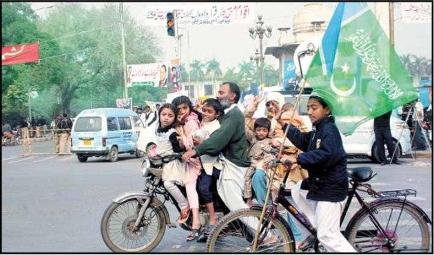 violation of traffic laws